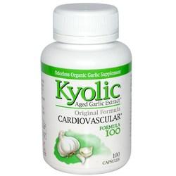 Kyolic Kyolic Formula 100 Garlic Extract Cardiovascular - Yeast Free