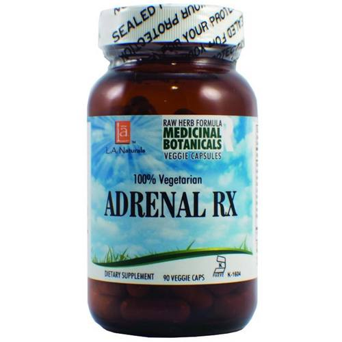 Adrenal RX Raw Formula