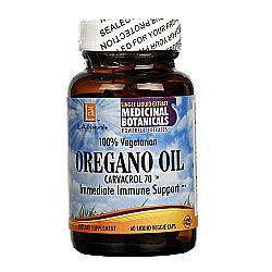 L.A. Naturals Oregano Oil Capsules