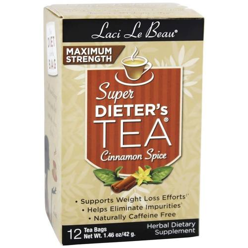 Maximum Strength Super Dieter's Tea