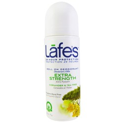 Lafe's Natural Body Care Roll On Deodorant