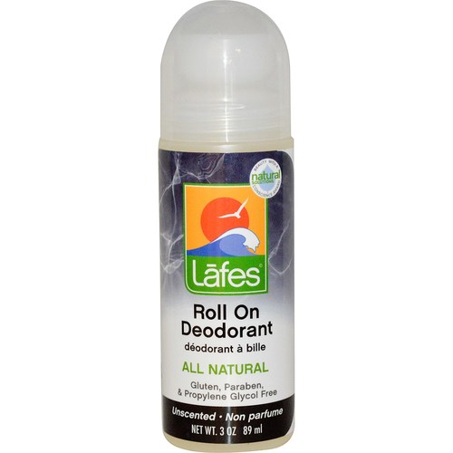 All Natural Roll On Deodorant