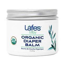 Lafe's Natural Body Care Organic Diaper Balm