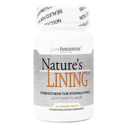 Lane Innovative Nature's Lining Light Mint Flavor