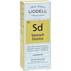Liddell Homeopathic Stomach Distress
