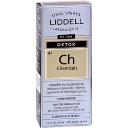 Liddell Laboratories Detox Chemicals