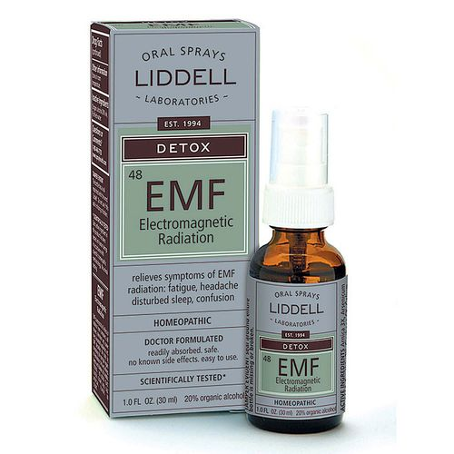Liddell Laboratories Detox EFM Electromagnetic Radiation - 1 fl oz