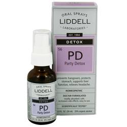Liddell Laboratories Party Detox