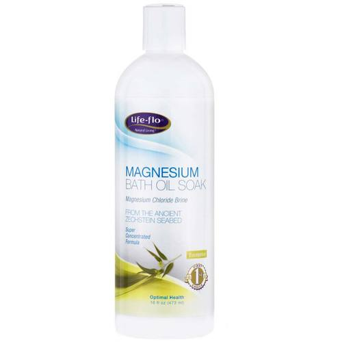 Magnesium Bath Oil Soak