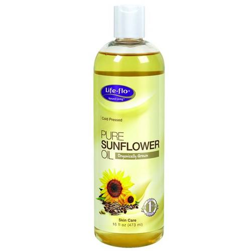 Organic Pure Sunflower Oil