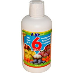 LifeTime 6 Blend Fruit Juice