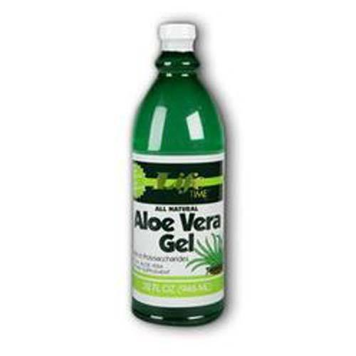 All Natural Liquid Aloe Vera Gel