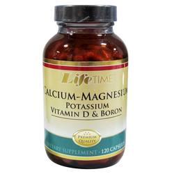 LifeTime Calcium Magnesium with Potassium Vitamin D & Boron