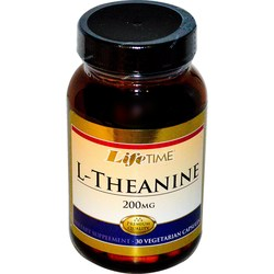 LifeTime L-Theanine 200 mg