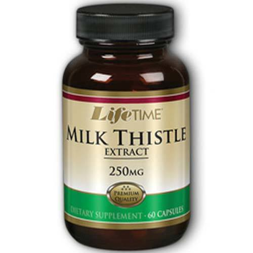 Milk Thistle 250 mg