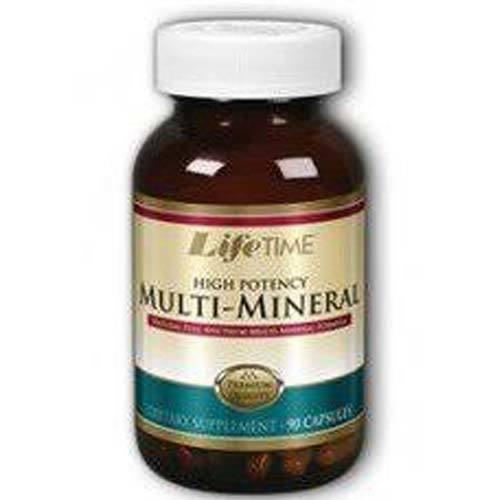 Hi-Potency Multi-Mineral