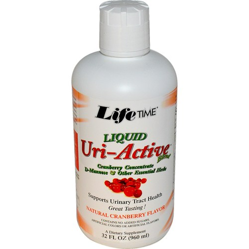 LifeTime Liquid Uri-Active Blend, Oxicoco - 32 fl oz