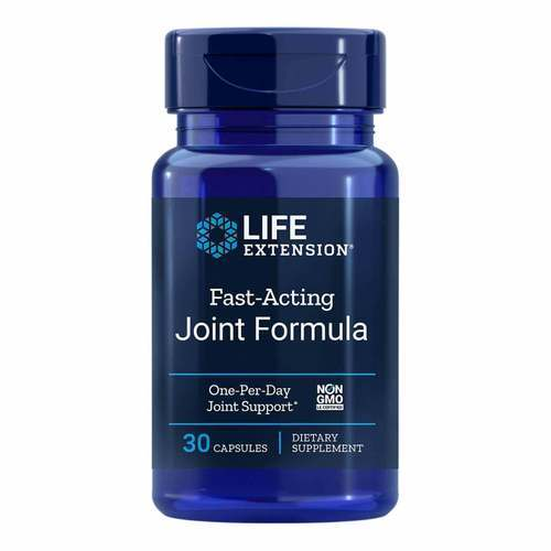 Life Extension Fast-Acting Joint Formula - 30 Капсулы - 34844_front2020.jpg