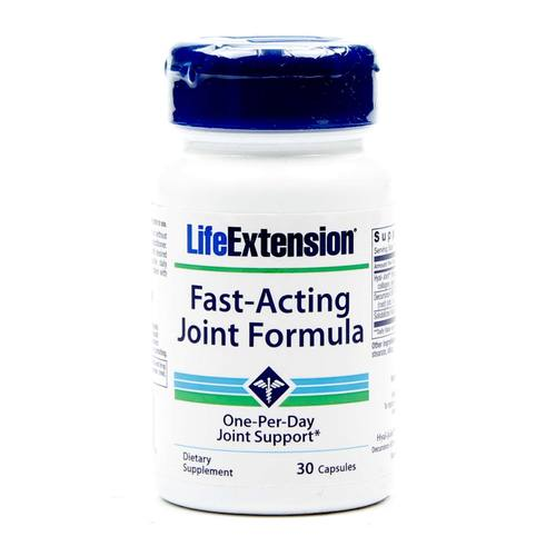Fast-Acting Joint Formula