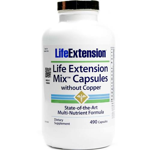 Life Extension Mix without Copper