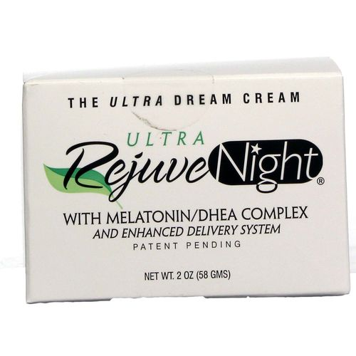 Ultra RejuveNight with Melatonin- DHEA and Progesterone