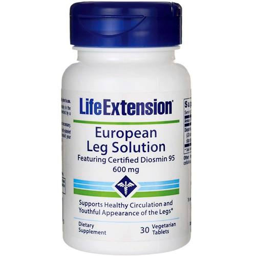 European Leg Solution featuring Certified Disomin 95