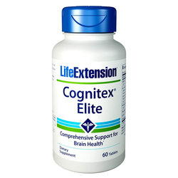 Life Extension Cognitex Elite