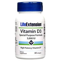 Life Extension Vitamin D3 5000 IU
