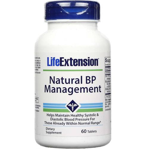 Natural BP Management
