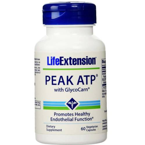 Peak ATP with GlycoCarn