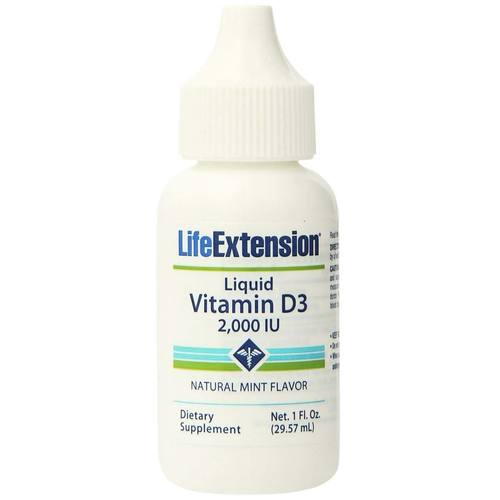 Liquid Vitamin D3 2000 IU
