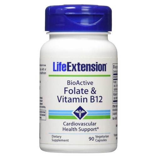 BioActive Folate and Vitamin B12