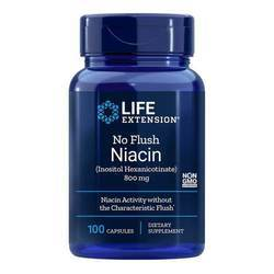 Life Extension No Flush Niacin 800 mg