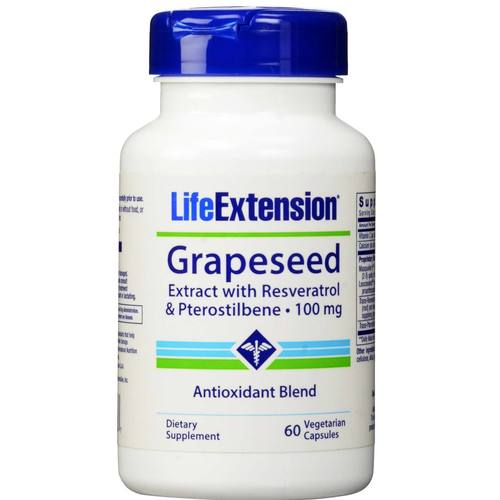 Grapeseed Extract with Resveratrol and Pterostilbene