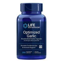 Life Extension Optimized Garlic