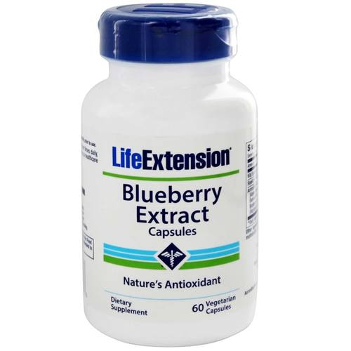Blueberry Extract Capsules