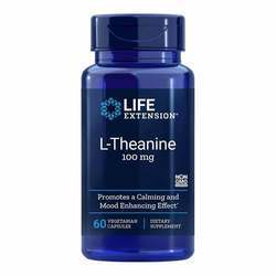 Life Extension L-Theanine 100 mg
