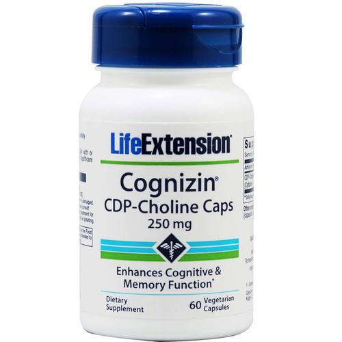 Cognizin CDP-Choline Caps 250 mg