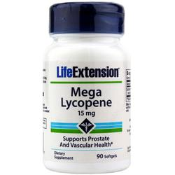 Life Extension Mega Lycopene 15 mg