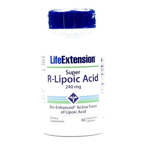 Super R-Lipoic Acid 240 mg