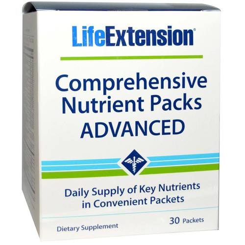 Comprehensive Nutrient Packs