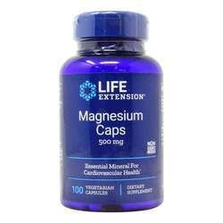 Life Extension Magnesium Caps