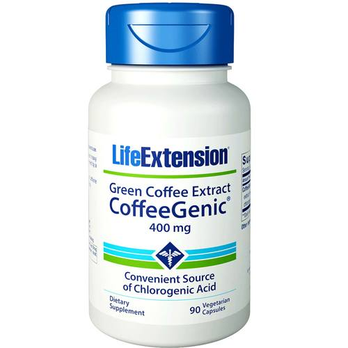 CoffeeGenic Green Coffee Extract