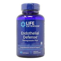 Life Extension Endothelial Defense Pomegranate Complete