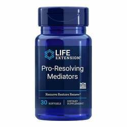Life Extension Pro-Resolving Mediators