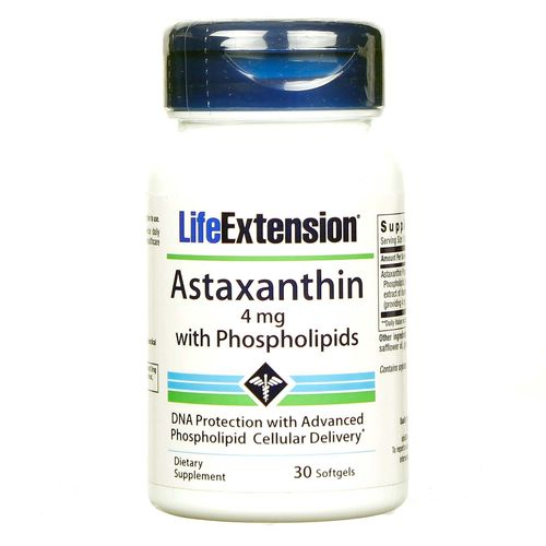 Astaxanthin with Phospholipids
