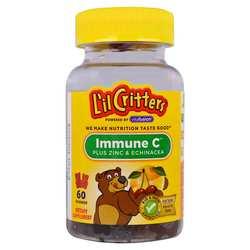 Lil Critters Immune C Plus Zinc  Echinacea