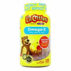 Lil Critters Omega-3