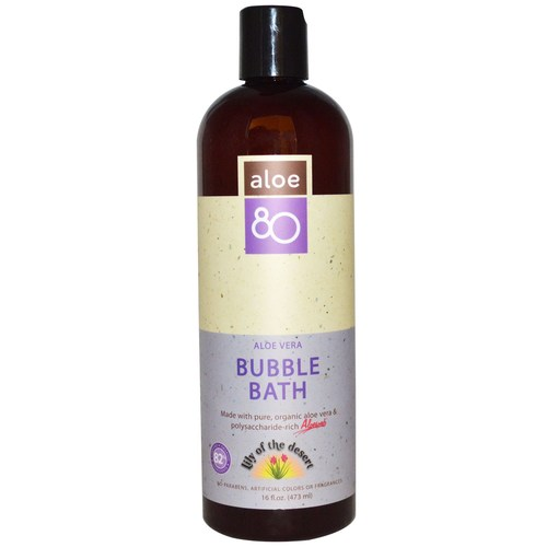 Aloe 80 Bubble Bath