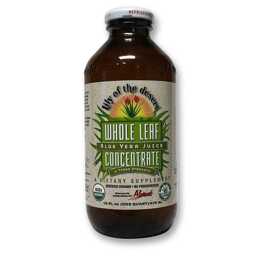 Aloe Vera Whole Leaf Concentrate
